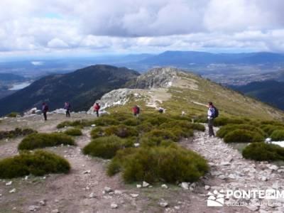 Nacimiento del Río Manzanares (Descenso del Río Manzanares); entrenamiento senderismo